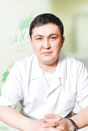 Шаханов Аскар Муратханович