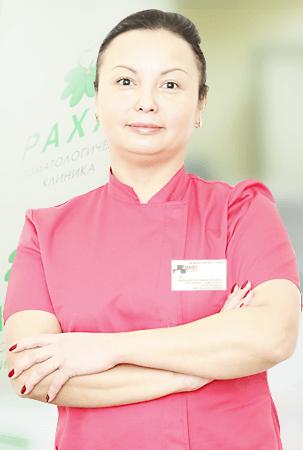 Мукашева Алтынай Кайратовна