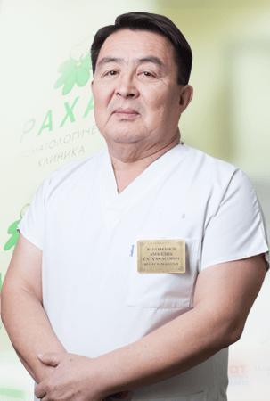 Жоламанов Амандык Садуакасович