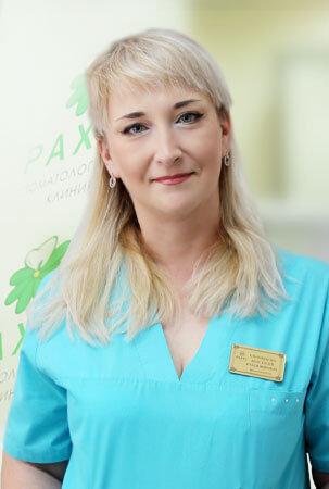 Ельчибекова Анастасия Владимировна
